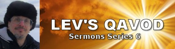 click here for the sixth series of moedim sermons